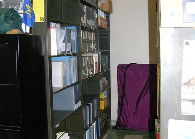 Workplace Supply Storage After