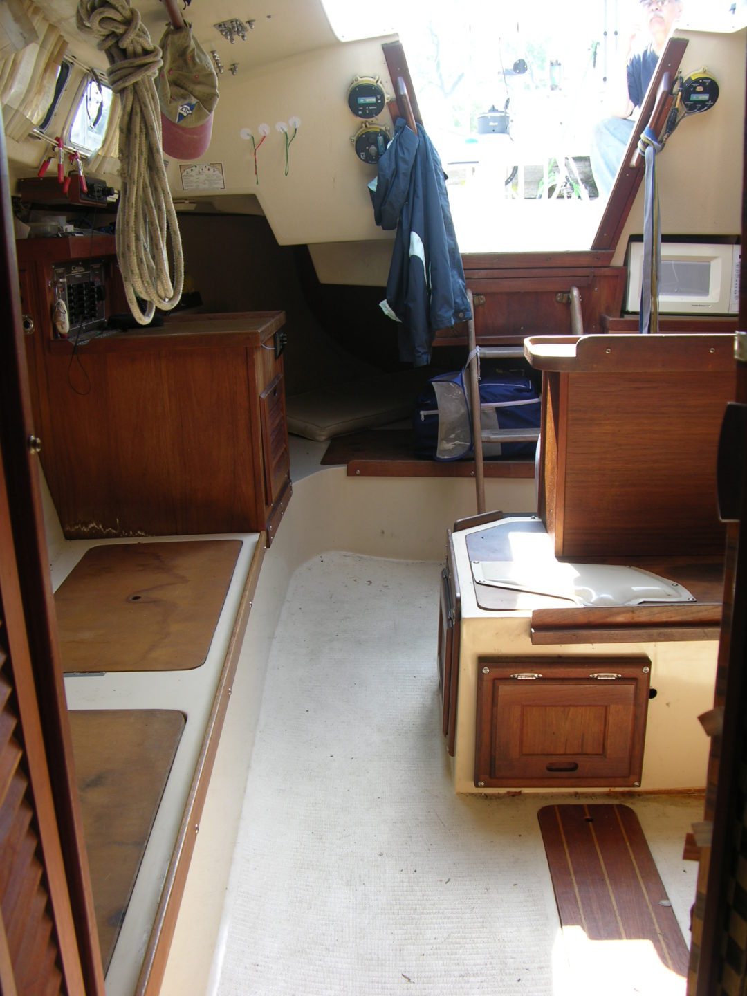 Organized Boat After