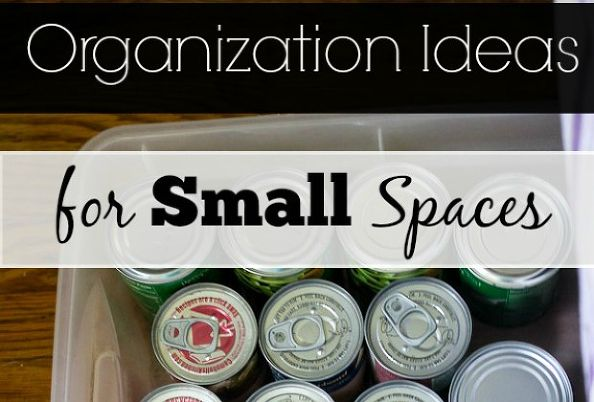 Smart Solutions for Organizing Small Spaces